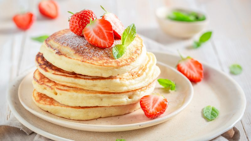 How to Make Pancake, Easy and Simple!