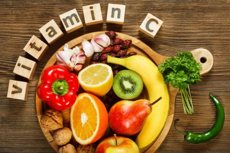 vitamin c as anemia treatment in pregnancy