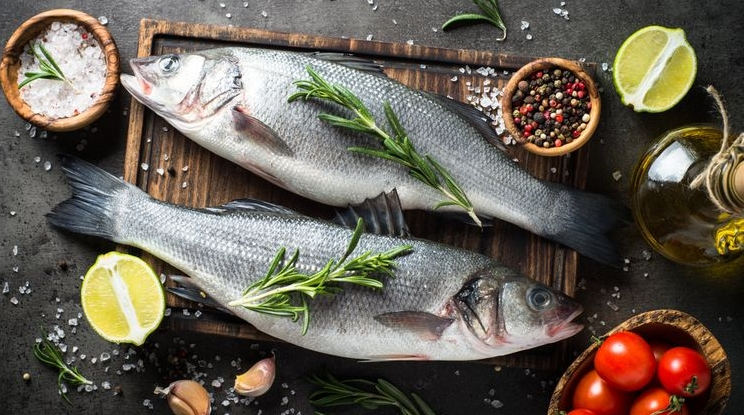 fish as healthy food