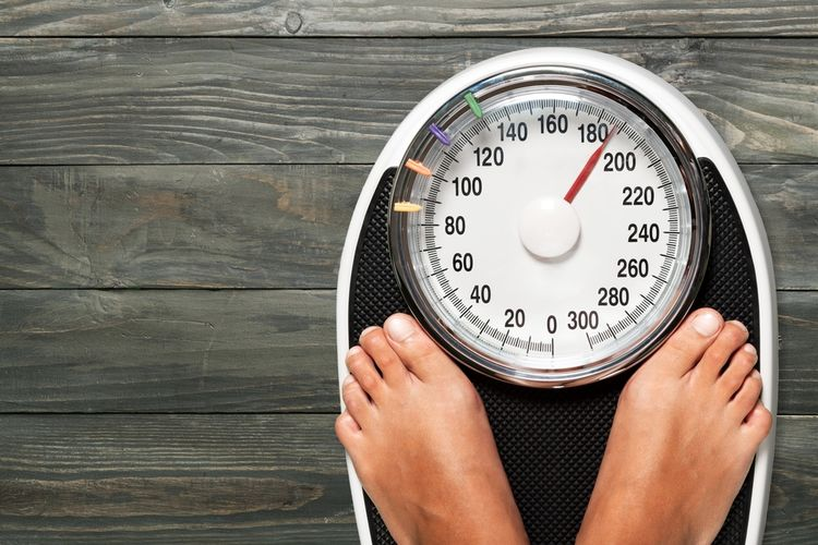 Fasting helps to maintain ideal body weight